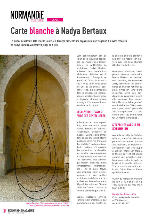 Normandie Magazine